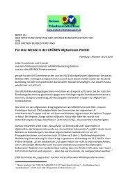 Druckversion als PDF-Datei - Grüne Friedensinitiative