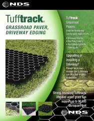 Tufftrack Grass Pavers in Residential Applications - NDS