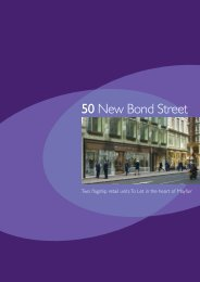 50 New Bond Street - FOCUS