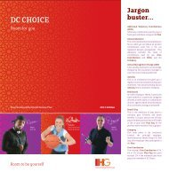 How DC Choice works - InterContinental Hotels Group