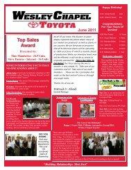 TOYOTA JUNE 2011 .pub - About IKare Publishing