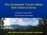 Why Sustainable Tourism Makes Both Dollars & Sense