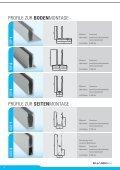 Flyer BALARDO ALU - Glassline GmbH - Seite 4