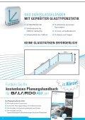 Flyer BALARDO ALU - Glassline GmbH - Seite 6