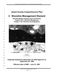 Chapter 1: Introduction - Island County Government