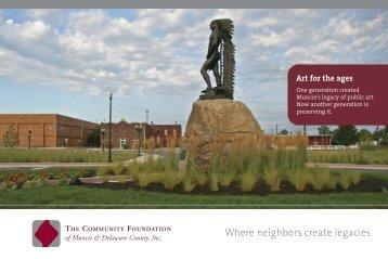 Where neighbors create legacies - The Community Foundation of ...