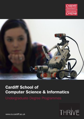 A leading university - Cardiff School of Computer Science ...