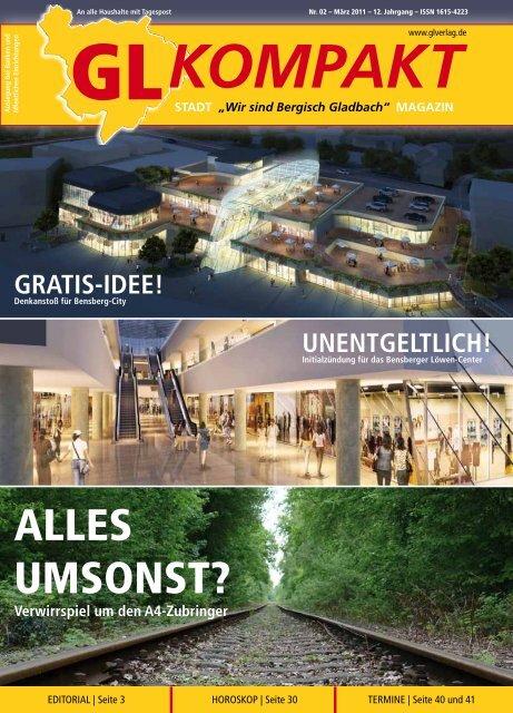 AlleS uMSoNSt? - GL VERLAGS GmbH