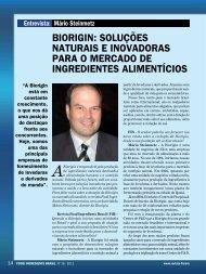 Mário Stainmetz - Revista FiB