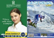 SESTRIERE life