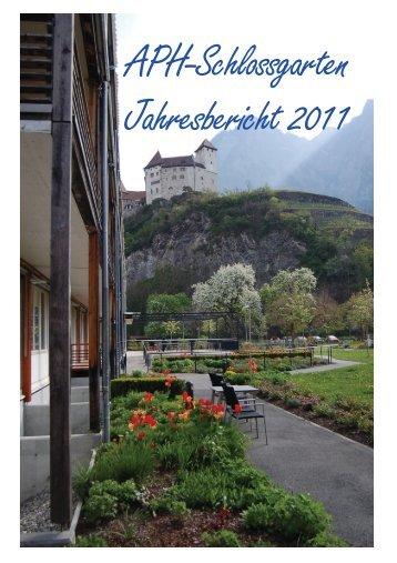 Heimrat 2011 - und Pflegeheim Schlossgarten