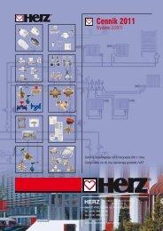 Cennik 2011 - Herz