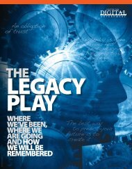 Center for Digital Government: The Legacy Play - AT&T