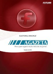 Resultado Eleições ARACRUZ - FuturaNet