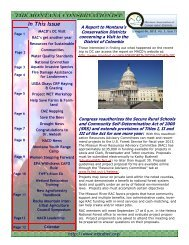 August 6, 2012 Volume 5 Issue 15 - Montana Association of ...