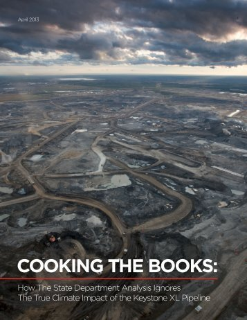 COOKING THE BOOKS: - Oil Change International