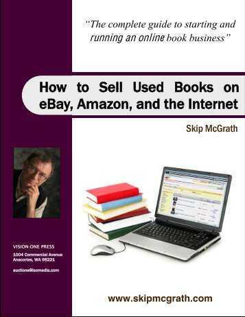 Sell Used Books on eBay, Amazon, and the Internet - MySilentTeam ...