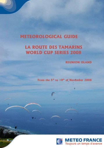meteorological guide la route des tamarins world cup series 2008