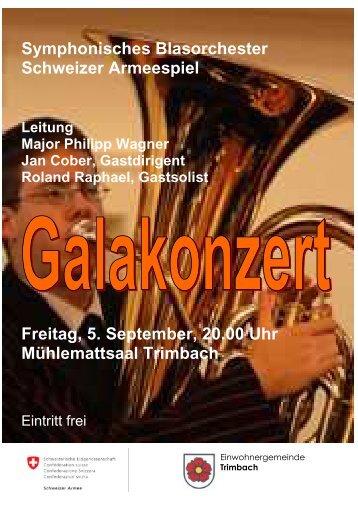 Symphonisches Blasorchester Programm3