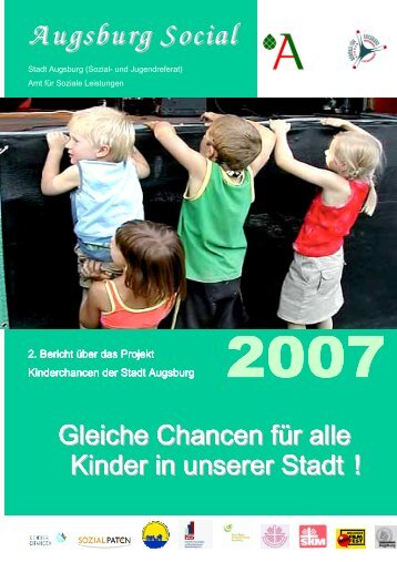 2. Bericht Kinderchancen - Amt für Soziale Leistungen - Stadt ...