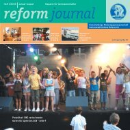 Journal I 2008.43 Bel. - GWG Reform E.g.