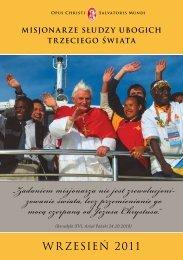 Wrzesien_2011 - Misioneros Siervos de los Pobres del Tercer Mundo