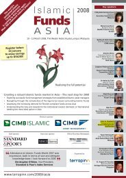 Islamic Funds Asia - John A. Sandwick
