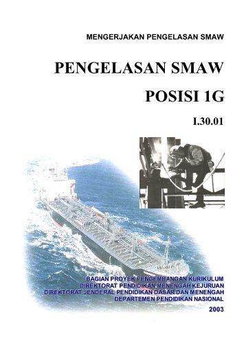 PENGELASAN SMAW POSISI 1G - e-Learning Sekolah Menengah ...