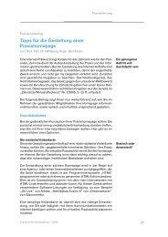 Tipps für die Gestaltung einer Praxishomepage - Dr. Wolfgang Huge