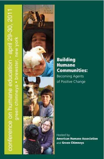 HUMANE ED BROCHURE.pdf - Federation of Horses in Education ...
