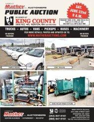 KING COUNTY 3005 NE 4th, RENTON, WA - Mather Auctioneers Inc