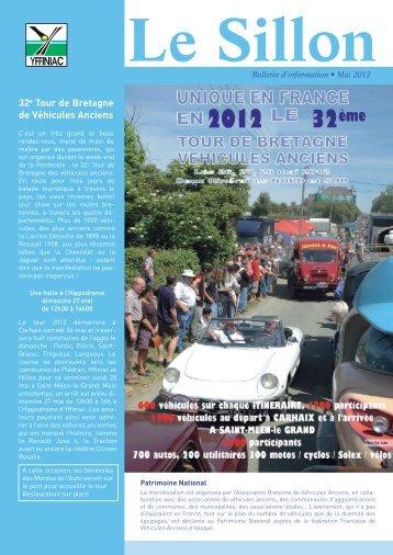 Le Sillon de Mai 2012 - Yffiniac