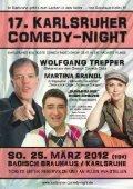 Magazin - Wir sind Comedy - Comedy kompakt! - Seite 2