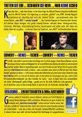 Magazin - Wir sind Comedy - Comedy kompakt! - Seite 3