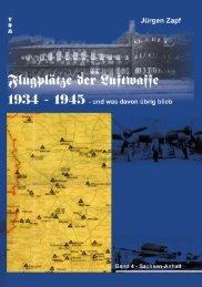 Sachsen-Anhalt - Flugplätze der Luftwaffe 1934 – 1945