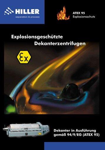 ATEX 95 - Hiller GmbH