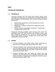 BAB 1 TEKNOLOGI PENDIDIKAN - Portal Sumber Pendidikan