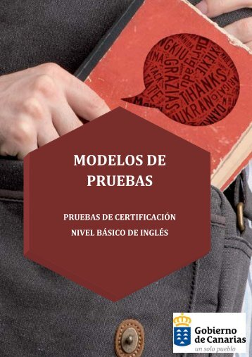 Modelos de pruebas