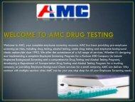 Pre employment drug testing hair
