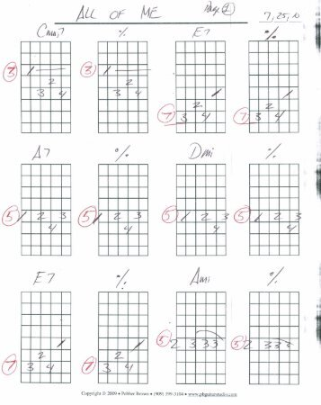 Another Love 2nd Guitar Chords The Moon Loungers