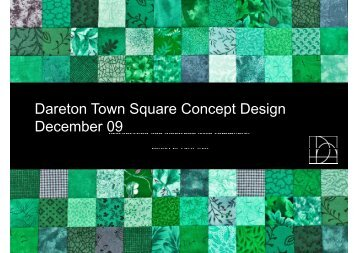 Dareton Town Square Concept Design (Final) - Wentworth Shire ...