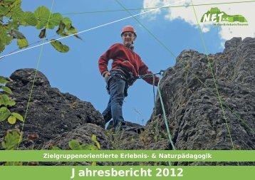Jahresbericht 2012 - NET eV