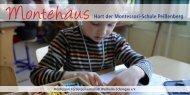 Flyer herunterladen (3,5 MB, pdf) - Montessori Schule