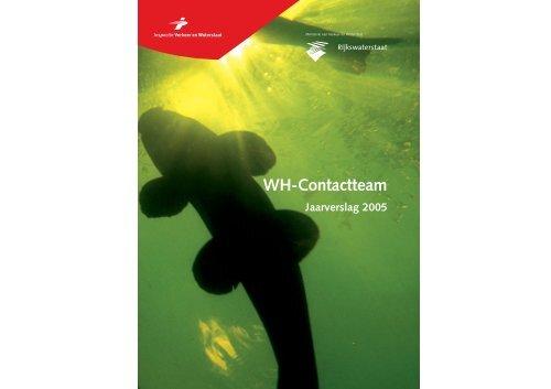 WH-Contactteam - Inspectie Leefomgeving en Transport
