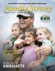 Family Strong - YMCA of Greater Des Moines
