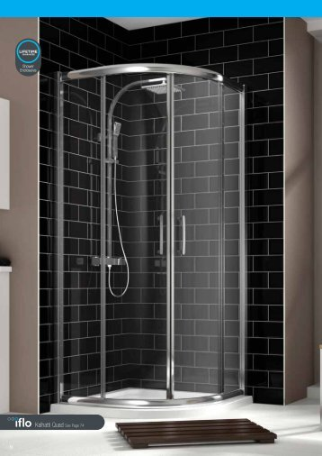 Shower Enclosures - Travis Perkins