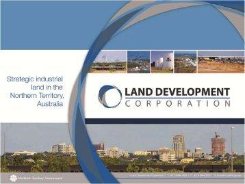 Industrial Land Supply Study Presentation 2012