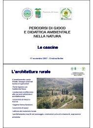 Le cascine L'architettura rurale - Parco di Montevecchia e della ...