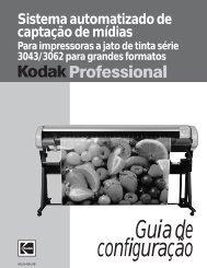 Sistema automatizado de captação de mídias - Kodak