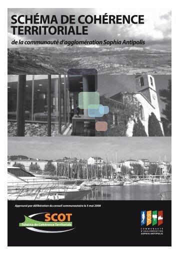 Le rapport de présentation - La Communauté d'Agglomération ...